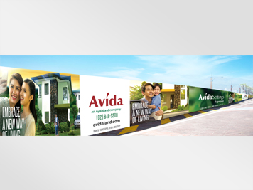 AVIDA Tuguegarao - Board Up