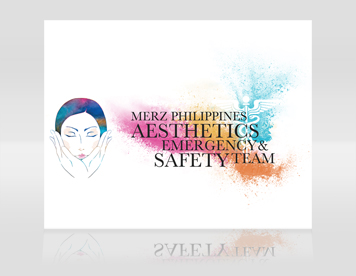 Merz Aesthetics Emergency & Safety Team - Logo
