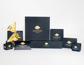 Karutora - Package Design