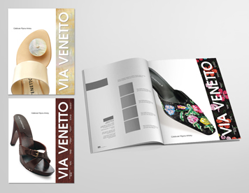 Via Venetto - Print Ad