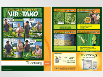 Syngenta Virtako - Flyer