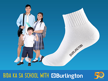 Burlington School Socks - 60s Jingle